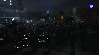 وقفة احتجاجية في محيط الدوار الرابع - (7-12-2018)
