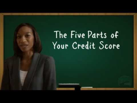 5 Parts of Your Credit Score - GreenPath Timely Tips