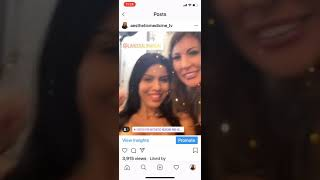Larissa Dos Santos, 90 Day Fiance, visits Heather Rohrer