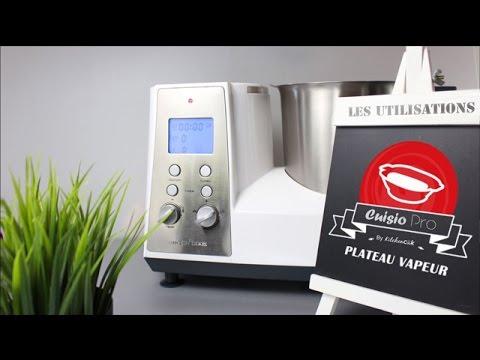 utilisations plateau vapeur cuisio pro la plus petite cuisine du monde youtube. Black Bedroom Furniture Sets. Home Design Ideas