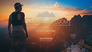 chasing freedom   the trail runner