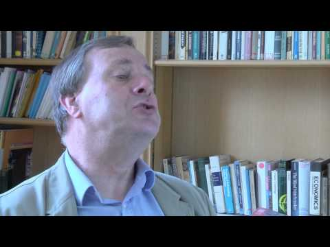 Alister McGrath on CS Lewis 2: Why Lewis embraced Christianity