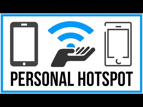How To Setup A Personal HotSpot With Your iOS DeviceiPhone and iPad