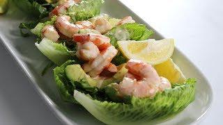 Prawns W/ Sweet Crunch Lettuce, Avocado & Chilli Jam Aioli - Woolworths