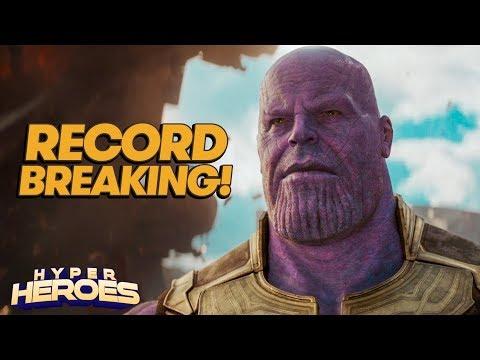 Avengers: Infinity War Trailer Breaks Records! - Hyper Heroes