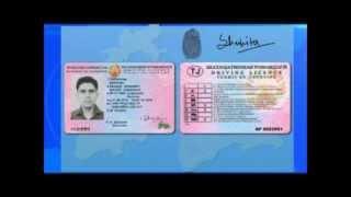 Таджикистан переходит на биометрические водительские права