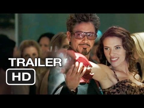 Iron Man 2 Trailer #2 (2010) - Marvel...