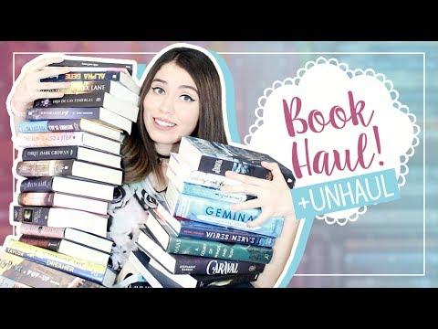 ¡BOOK HAUL de mitad de año! (+40 libros) | UnHaul #2