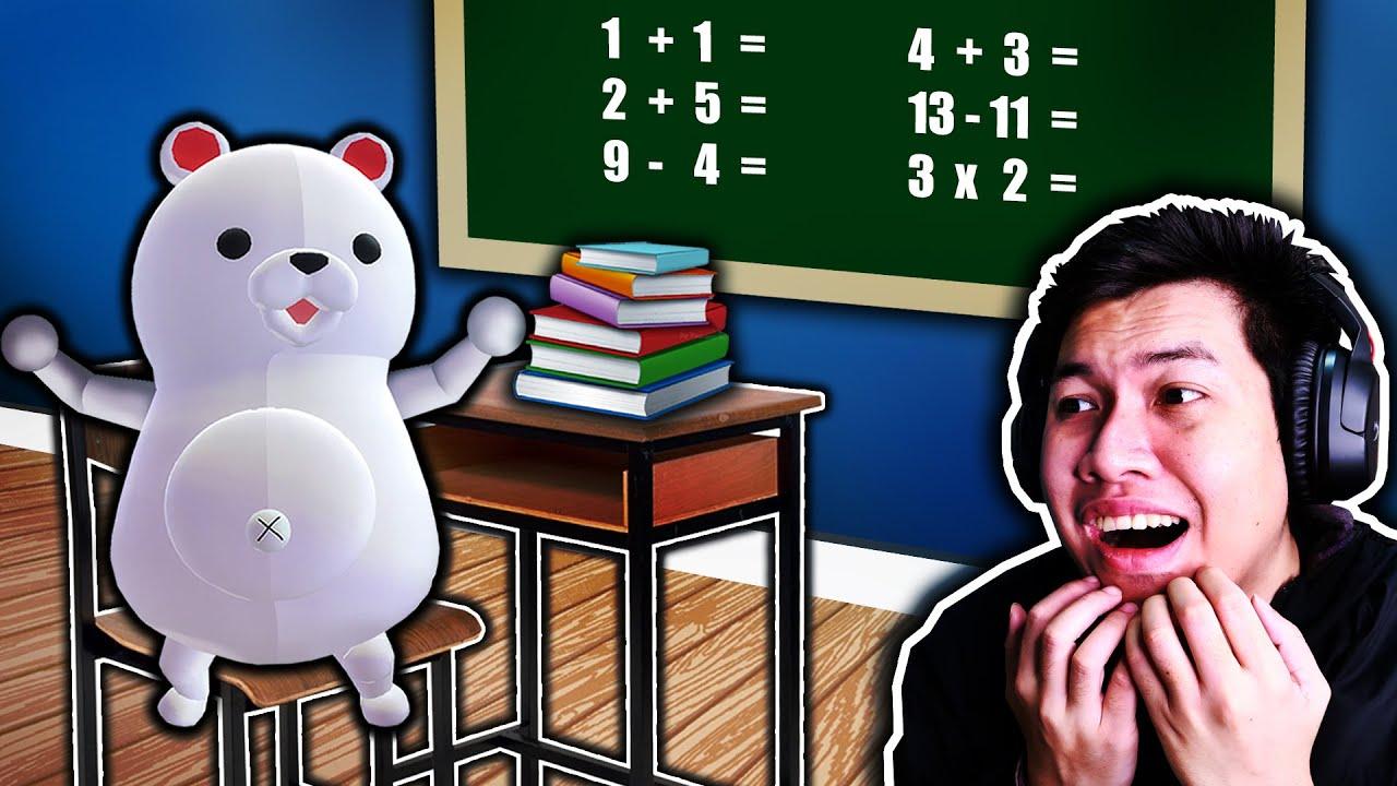 เจ้าหมีไปโรงเรียนวันแรก!