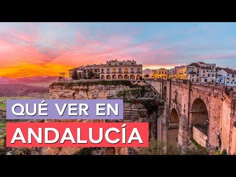 Qué Ver En Andalucía 🇪🇸   10 Lugares Imprescindibles