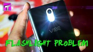 How to FiX Lenovo Vibe P1M Dim Flashlight Problem [Solved] Easy Trick to Repair Flash !!