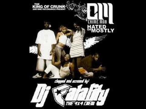 DJ FATALITY- CRIME MOB- CIRCLES