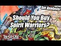 Yu-Gi-Oh! Should You Buy Spirit Warriors? (Set Analysis) mp3 indir