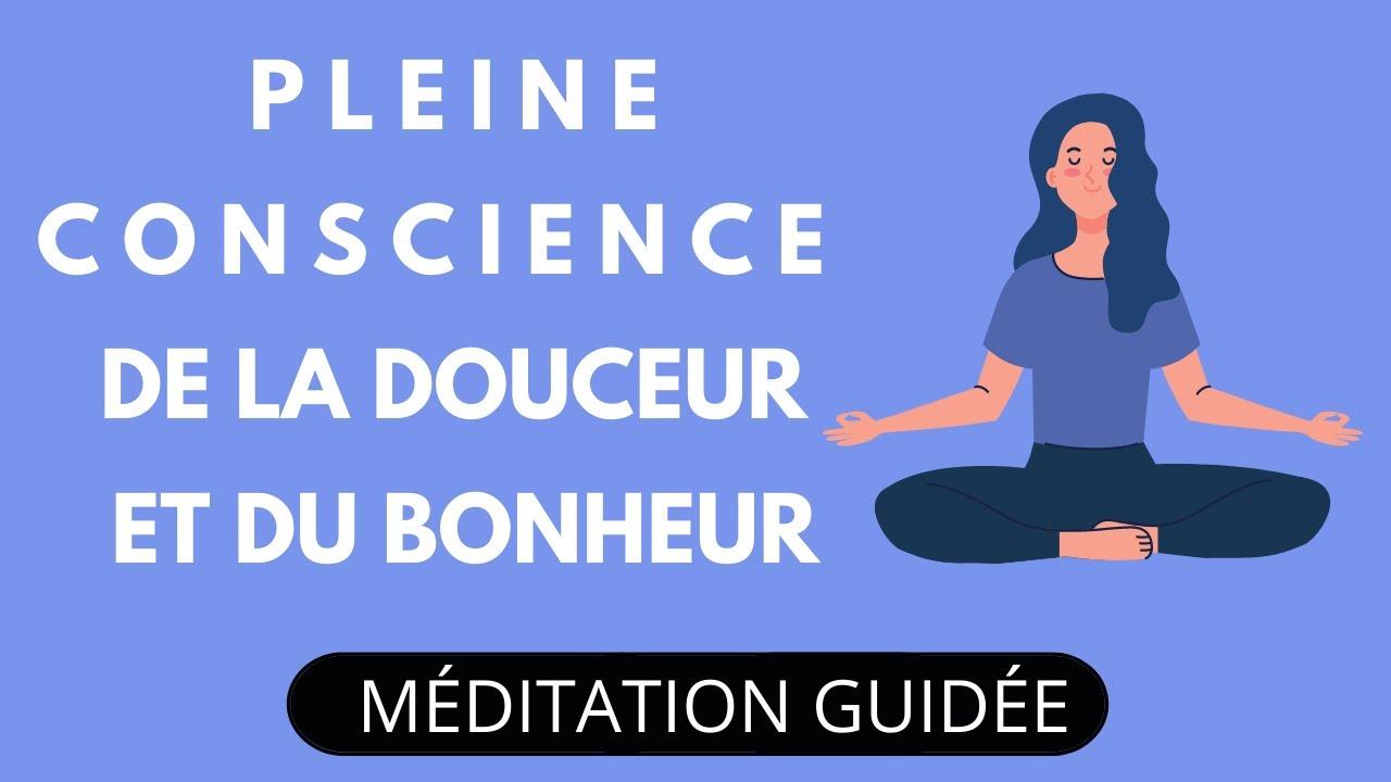 17 Pleine conscience de la douceur et du bonheur • Christophe André • |  Méditation Guidée