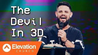 TRIGGERED: Taking Back Your Mind In The Age Of Anxiety Part II | Pastor Steven Furtick