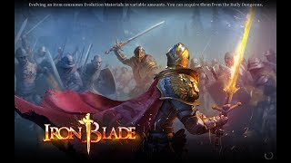 Iron Blade: Medieval Legends [Android, Windows 10, iOS] - First Look