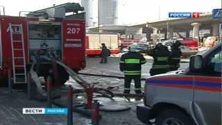 Пожар в высотных зданиях - Сборник репортажей