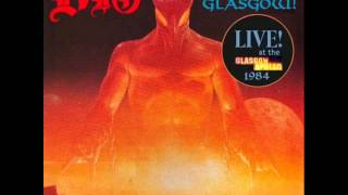Dio - Egypt (The Chains are on) - Glasgow, 1984