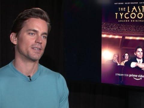 Matt Bomer plays haunted whiz kid in 'The Last Tycoon'