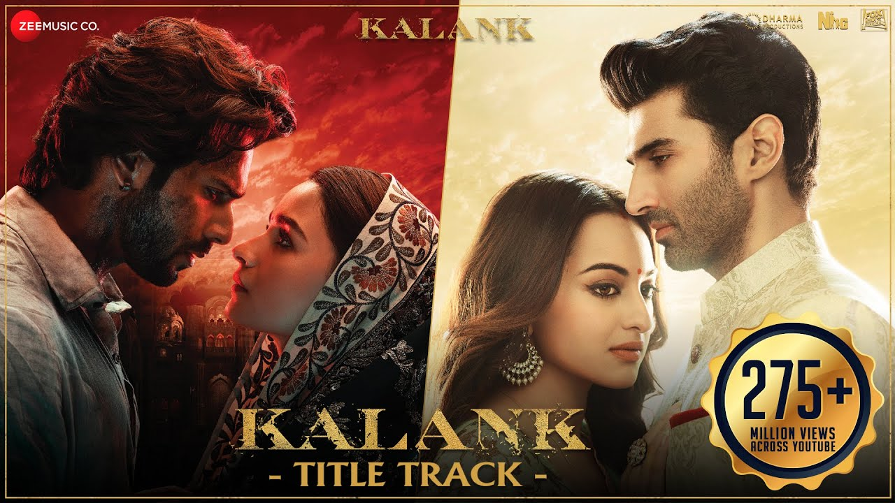 Kalank title song: Alia Bhatt, Varun Dhawan fall in love to Arijit