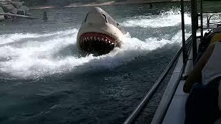 Last Ride on Jaws - Universal Studios, Orlando 2011