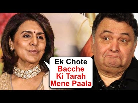 Neetu Kapoor EMOTIONAL Reaction On Rishi Kapoor's Cancer Treatment In New York Mp3