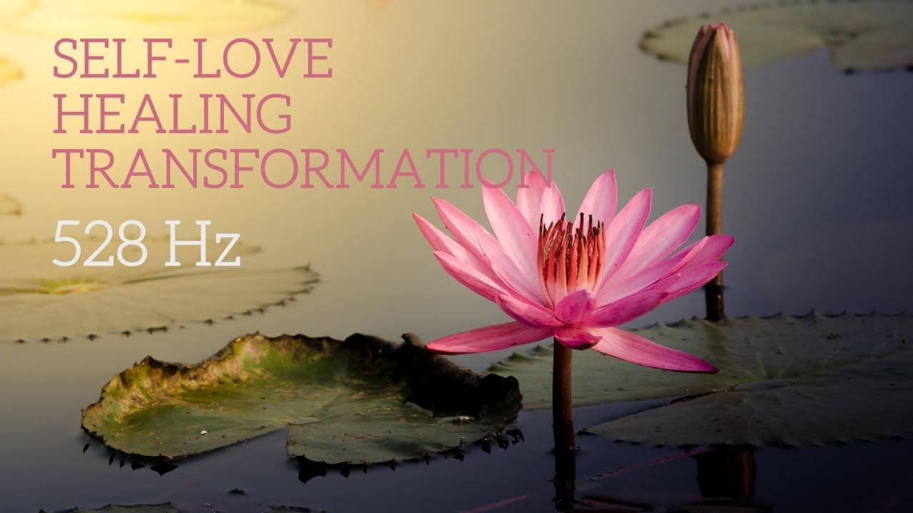 528Hz Meditation Music, Healing Music, Golden Chakra, DNA Repair and Positive Transformation ☪10
