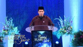 Quran Recitation by Qari Abdelkarim Edghouch at RIS2013