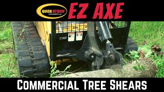 EZ Axe Tree Shears Attachment by Quick Attach