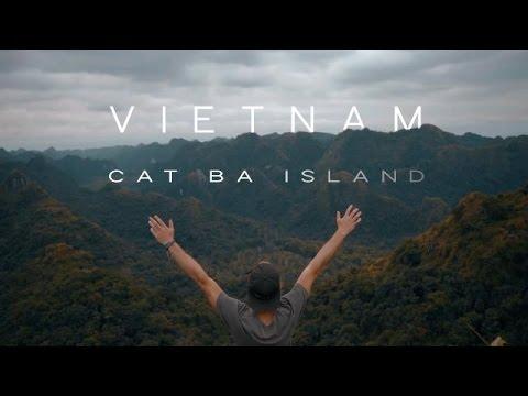 Vietnam - Cat Ba Island! Ha Long Bay Cruise, Cat Ba Island National Park, VLOG 3