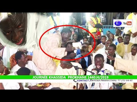 RADIAS KHASSIDA JOURNÈE KHASSIDA  PROKHANE 1440.H/2019 TAWFEKH PROD TV HD
