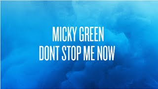 Micky Green - Don