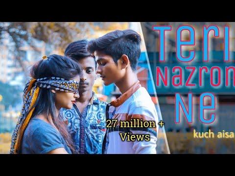 Teri Nazron Ne Kuch Aisa Jadoo Kiya || Yuvraj , Ritu || Love Story By Rukuu Creation.