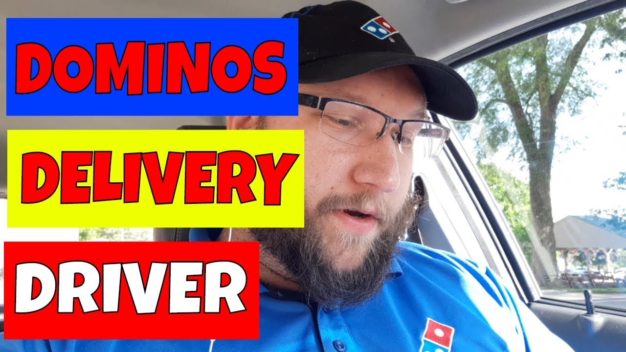 How much I make as a domino's delivery driver