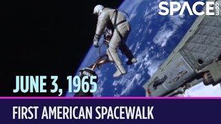 OTD in Space – June 3: First American Spacewalk