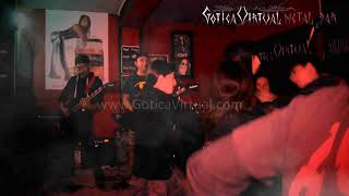Cain Banda en Gotica Virtual METAL BAR   Pogo y mucho alcohol
