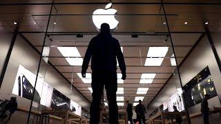 Meine iPhone 7 Nacht vor dem Apple Store!