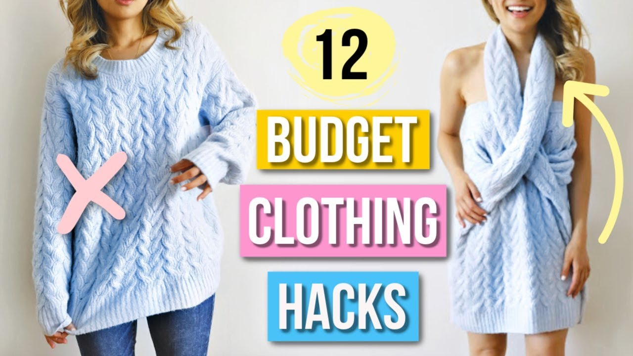 [VIDEO] - 12 Best Style Tips EVERY Student Must Know! Dress Code Hacks! 2