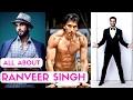 Ranveer Singh Age, Height, Weight, Father, Net Worth, Biography, Awards, Hairstyles & Cars