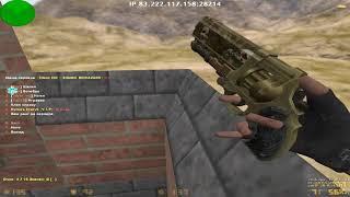 Counter-strike 1.6 зомби сервер №85