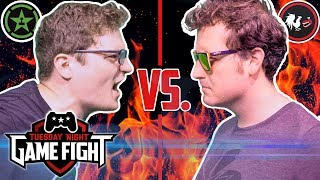 Tuesday Night Game Fight Ep. 2 - Achievement Hunter Rocks Animation | Rooster Teeth