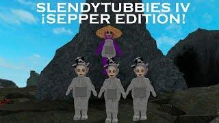 SLENDYTUBBIES 4 (Roblox Edition) con Jannsus!! y Santikun | Roblox #12|