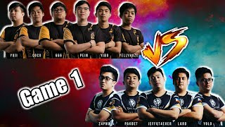 (1/2) Bren VS Execration | MPL-PH S2 Day2