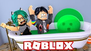 BATTLE OF SLIME in ROBLOX 😱