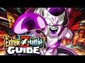 FULL POWER FRIEZA EXTREME Z-AWAKEN FULL GUIDE! | DBZ Dokkan Battle | EZA