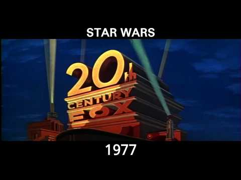 20th Century Fox \u0026 Lucasfilm Ltd. (1977 - 2012)
