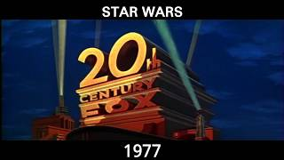 20th Century Fox & Lucasfilm Ltd. (1977 - 2012)