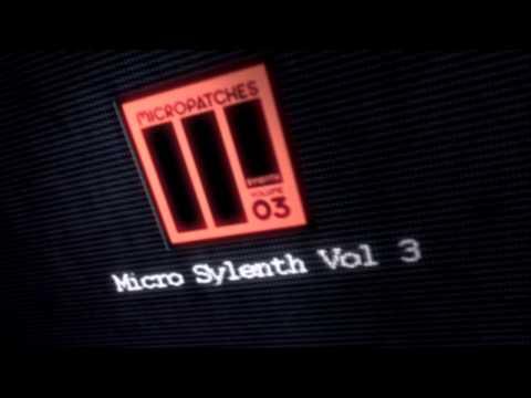 Micro Sylenth Vol 3 | Sylenth1 Patches