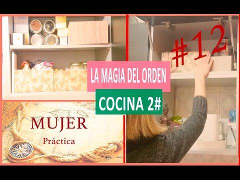 Cocina Ordenada Metodo Konmari 12 Youtube