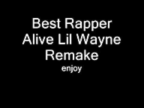 Lil Wayne Best Rapper A Instrumental Remake